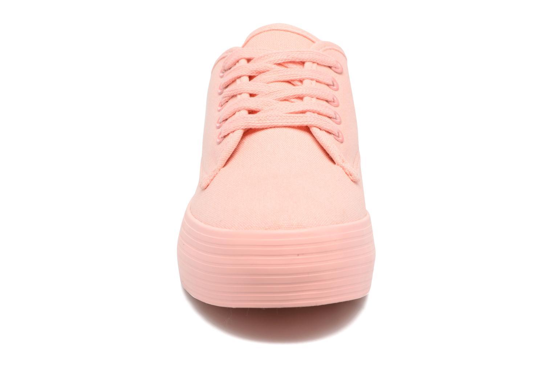 Baskets Blink Bvayenl Orange vue portées chaussures