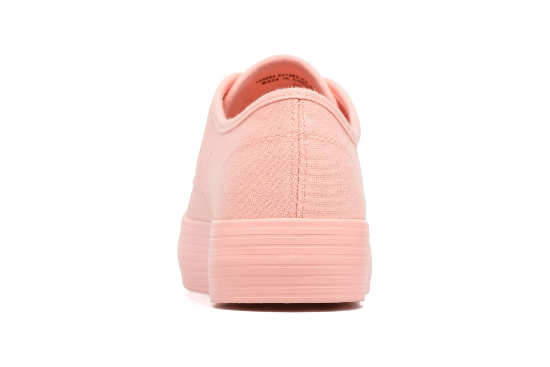 Sneaker Blink Bvayenl orange ansicht von rechts