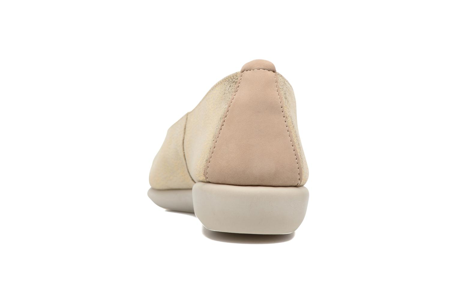 Ballerine The Flexx Rise N Curry Beige immagine destra