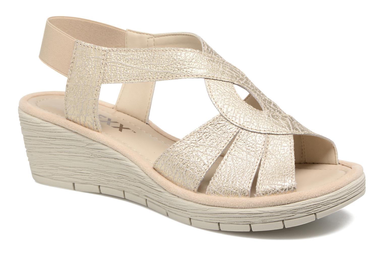 Sandali e scarpe aperte The Flexx Ammapete Oro e bronzo vedi dettaglio/paio