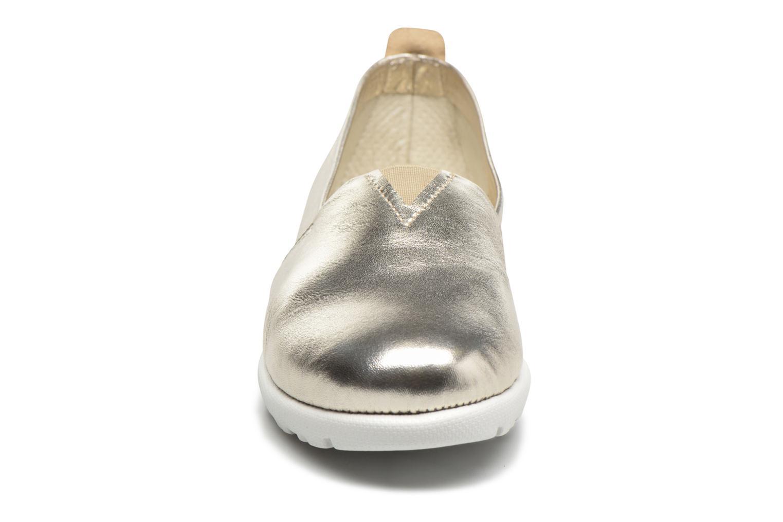 Ballerines Aerosoles New Mexico Or et bronze vue portées chaussures