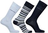 Socken & Strumpfhosen Accessoires Chaussettes MUTI STRIPE GIFT BOX Pack de 3 Coton