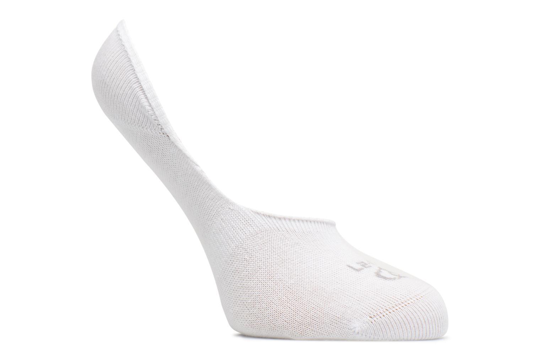 Sokken en panty's Doré Doré Chaussettes Liners Solerette Wit detail