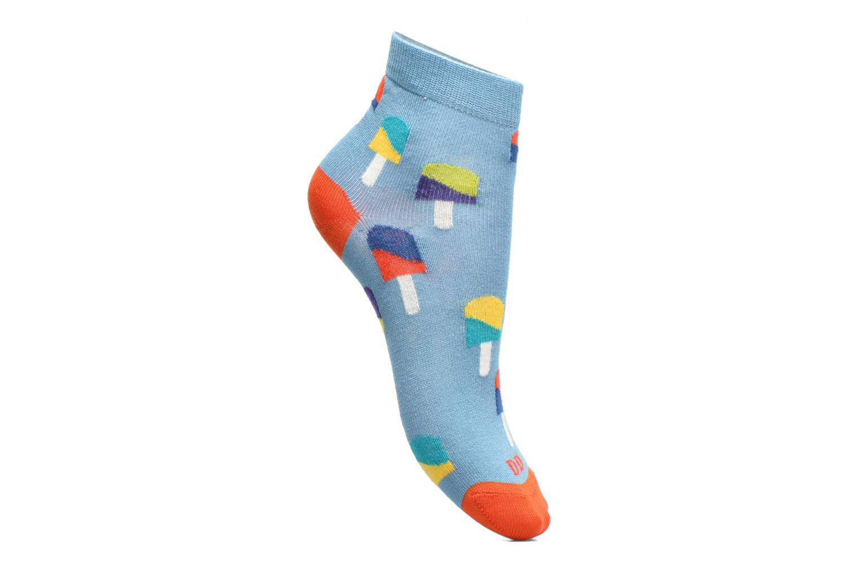 Sokken en panty's Doré Doré Chaussettes Socquettes Glace Blauw detail