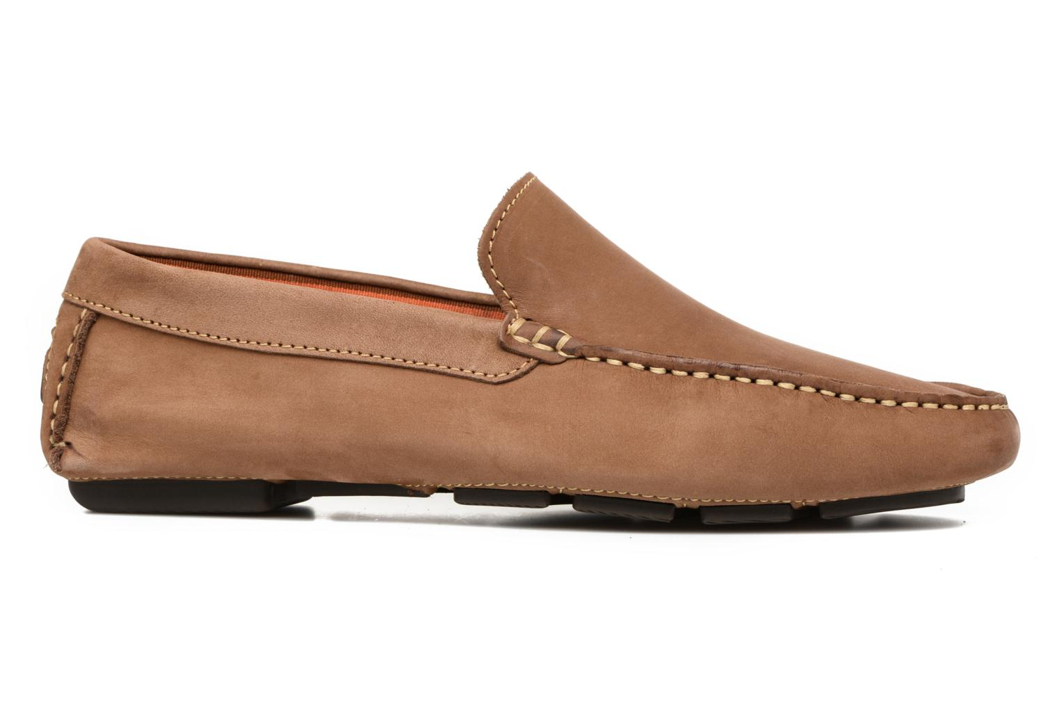 Mocassins Marvin&Co Sutton Marron vue derrière