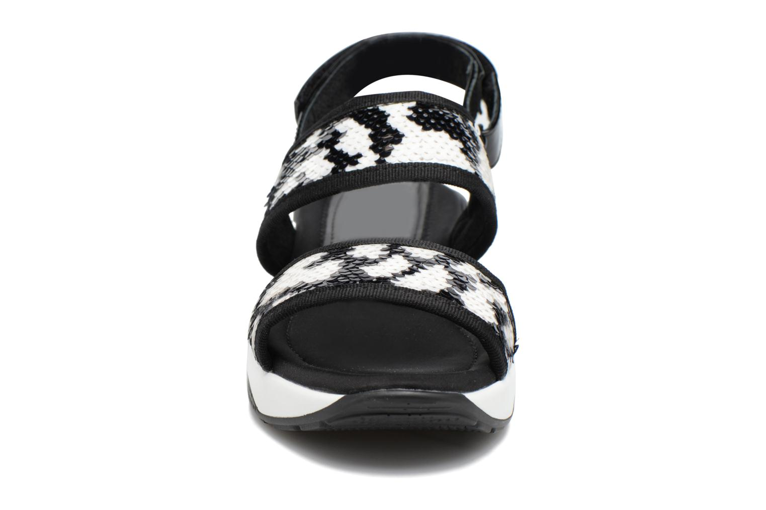 Sandals Sixty Seven Ahis 78785 Black model view