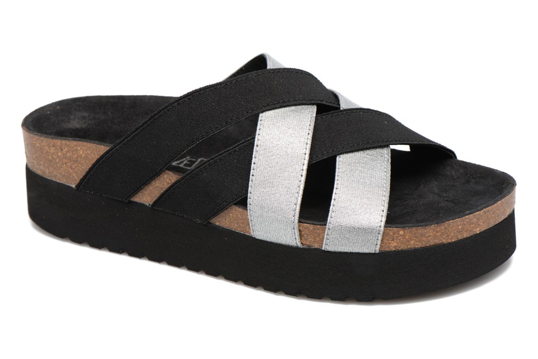 Sandaler Sixty Seven Croise 78845 Sort detaljeret billede af skoene