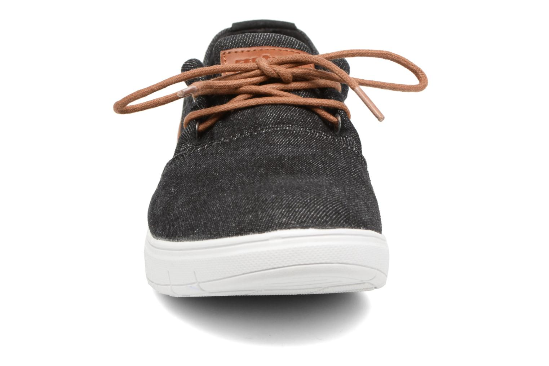 Baskets MTNG Bambu 84553 Noir vue portées chaussures