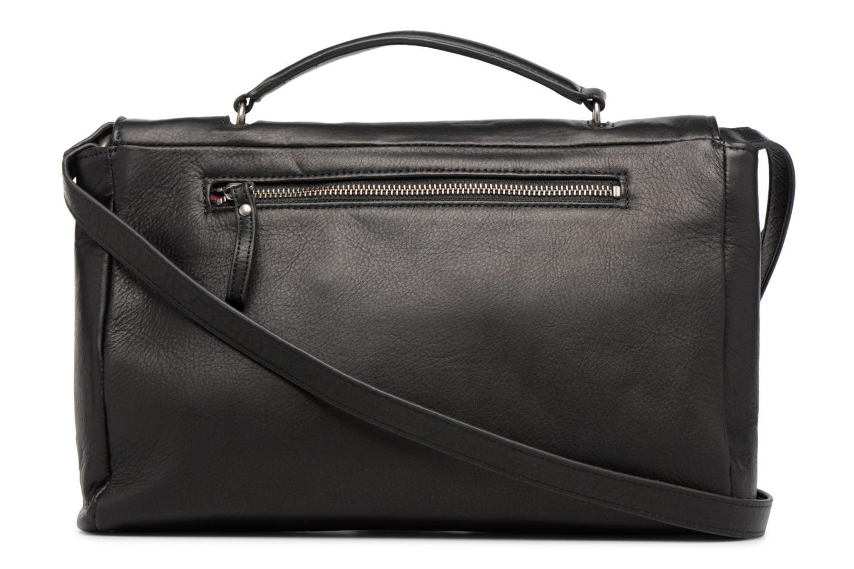Handtaschen Nat & Nin Saona schwarz ansicht von vorne