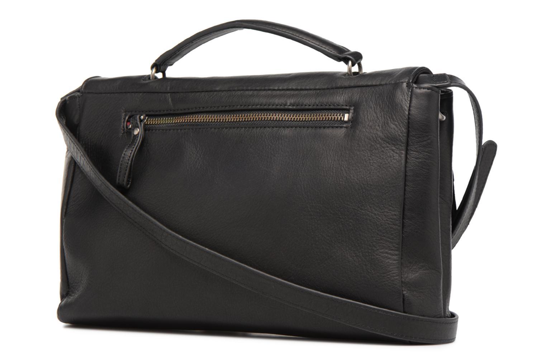 Handtaschen Nat & Nin Saona schwarz ansicht von rechts