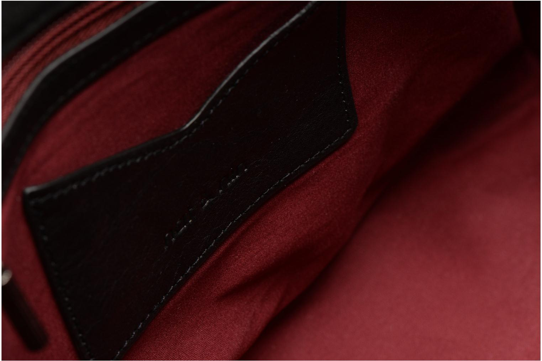Handtaschen Nat & Nin Saona schwarz ansicht von hinten