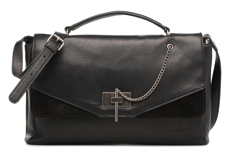 Handtaschen Nat & Nin Saona schwarz detaillierte ansicht/modell