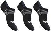 Women's Nike Performance Lightweight Training Footie 3PR