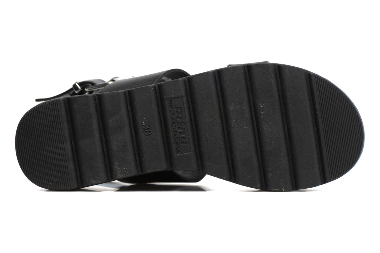Lapucas 50788 Vaqueta noir