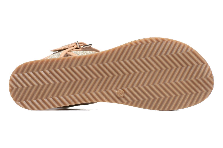 Sandali e scarpe aperte MTNG Marguerita 50801 Oro e bronzo immagine dall'alto