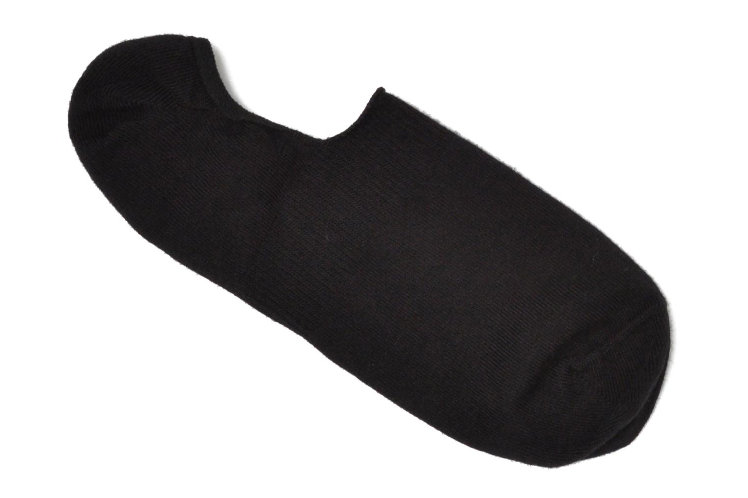 Socks & tights BLEUFORÊT DUO PROTEGE-PIEDS URBAN Black view from the left