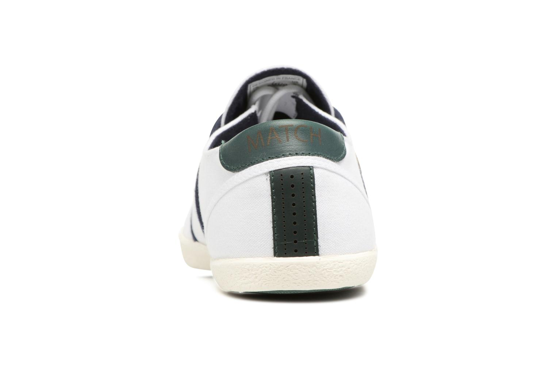 Baskets Faguo Cypress Set & Match Blanc vue droite