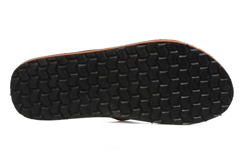 Slippers Polo Ralph Lauren Edgemont Bruin boven