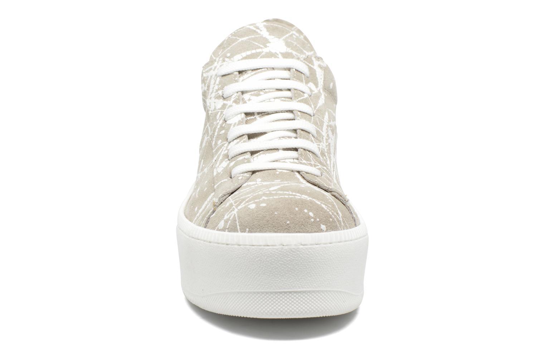 Baskets Sweet Lemon L.16.Seal Beige vue portées chaussures