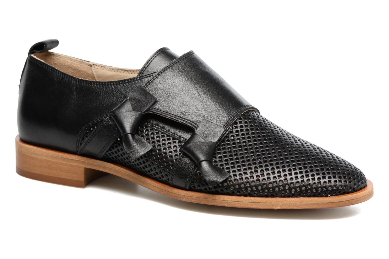 Los últimos zapatos de hombre y mujer MAURICE manufacture Jeff (Negro) - Mocasines en Más cómodo