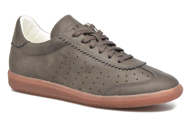 Sneaker Esprit Trainee Lace Up braun detaillierte ansicht/modell
