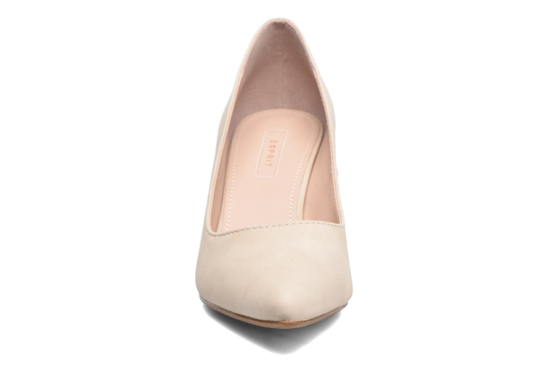 Escarpins Esprit Pyra Pump Beige vue portées chaussures