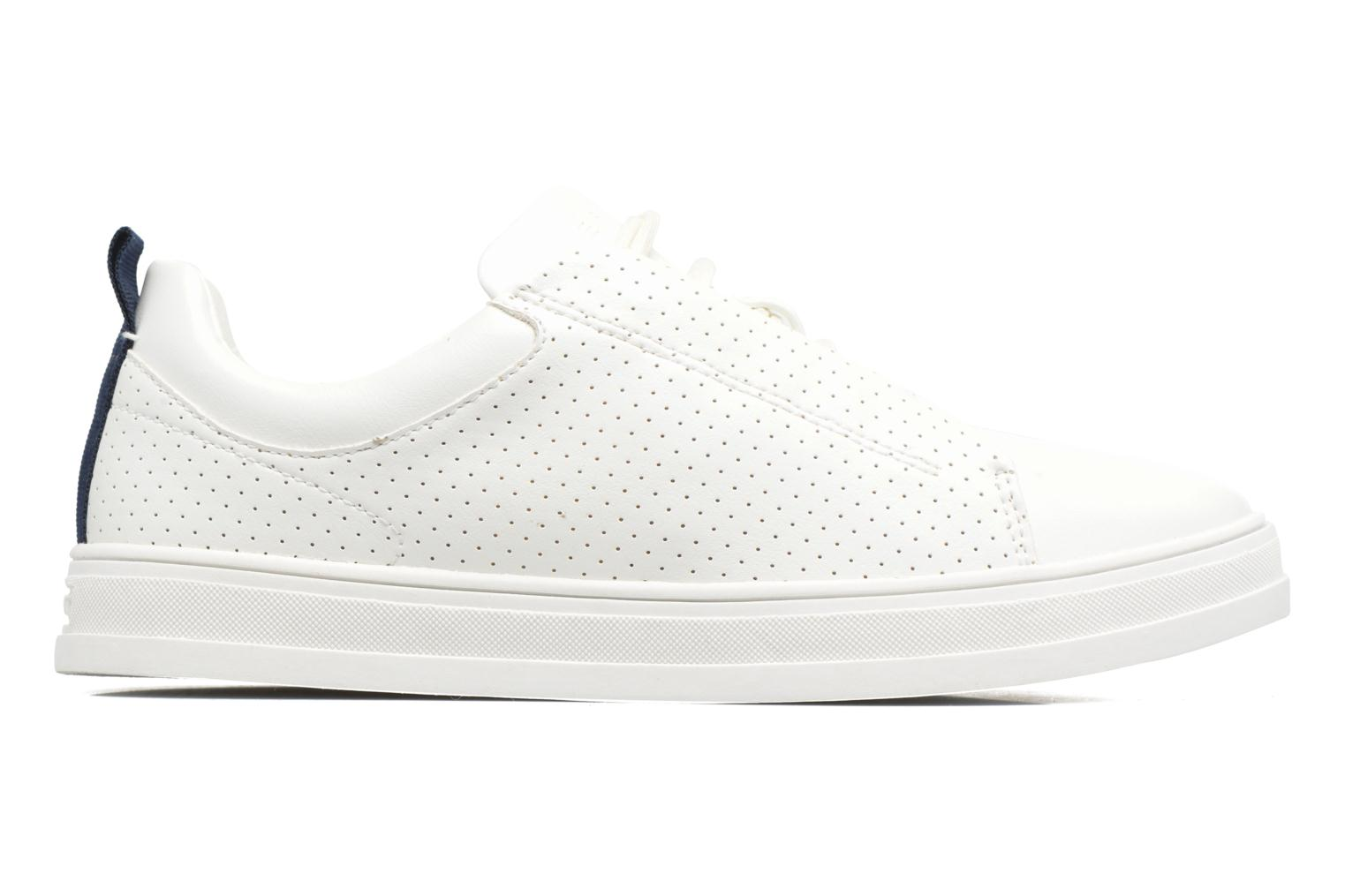 Sneakers Esprit Sidney Perf lace up Bianco immagine posteriore