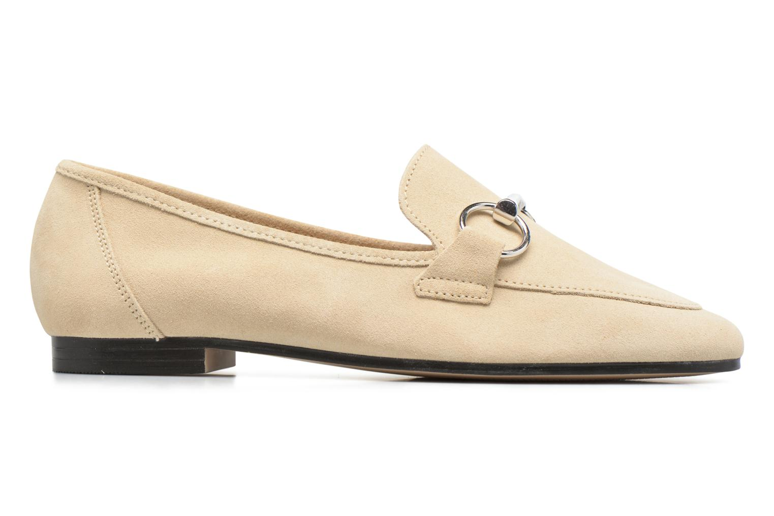 Loafers Esprit Mia Loafer Beige back view