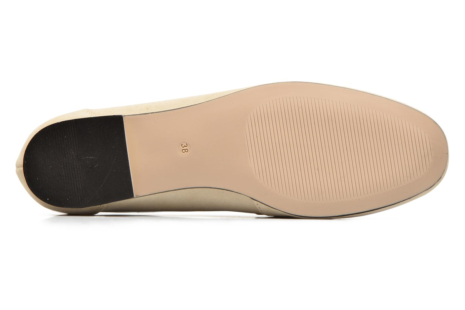 Loafers Esprit Mia Loafer Beige view from above