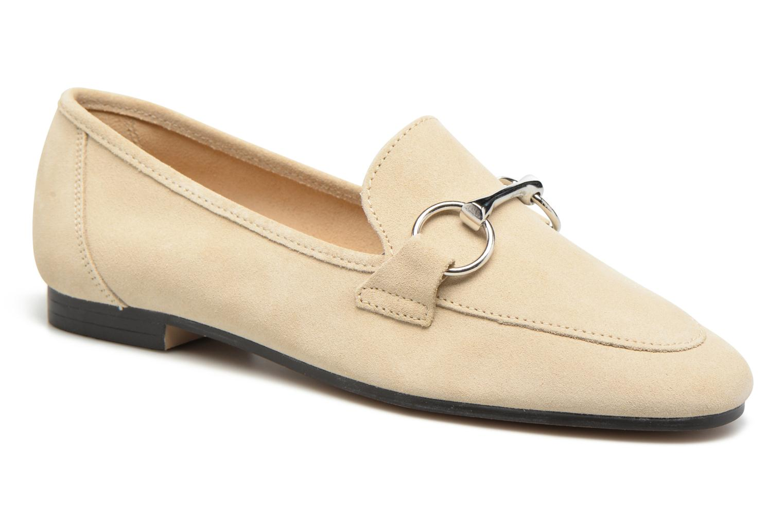 Loafers Esprit Mia Loafer Beige detailed view/ Pair view