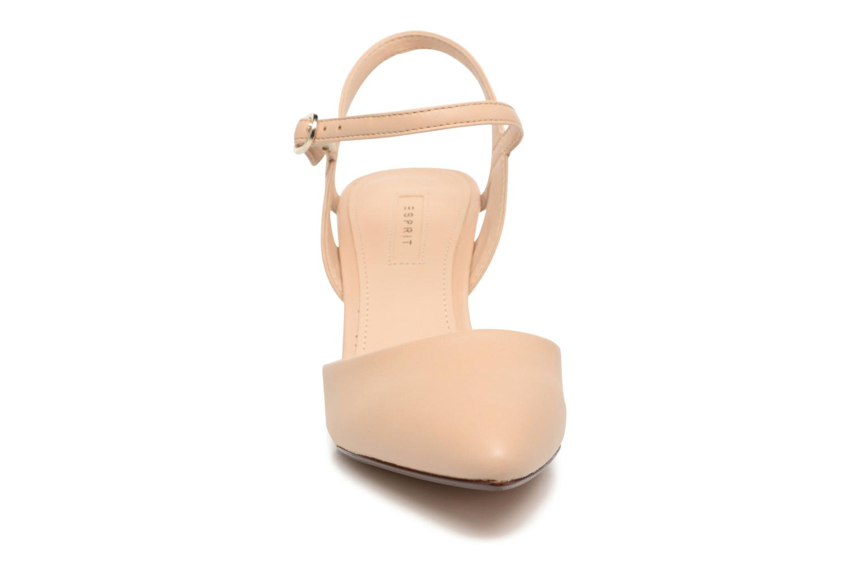 Zapatos de tacón Esprit Pyra Sandal Beige vista del modelo