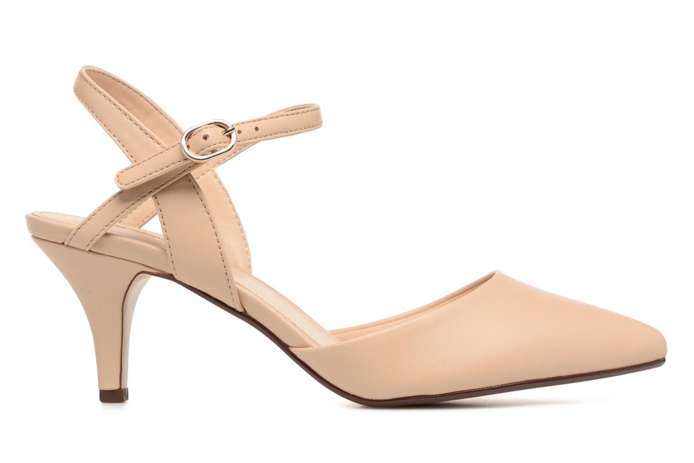 Zapatos de tacón Esprit Pyra Sandal Beige vistra trasera