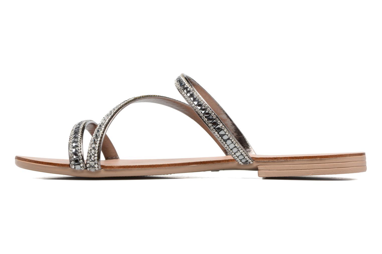 Sandals Esprit Nil sandal Silver front view