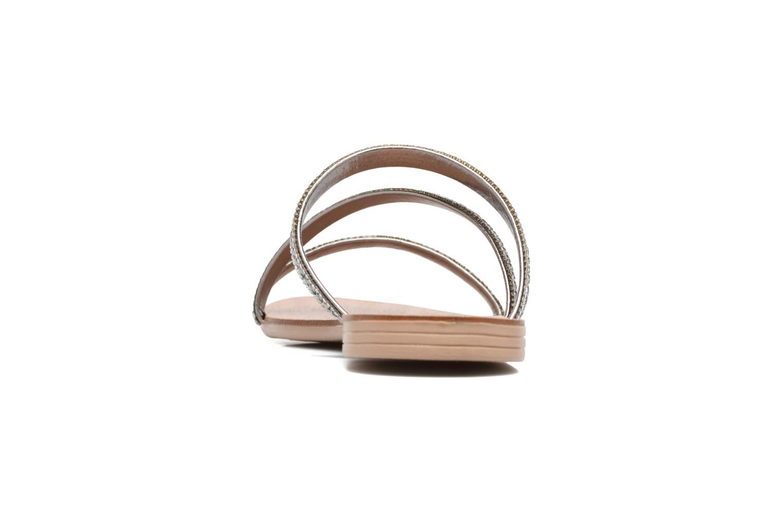 Sandales et nu-pieds Esprit Nil sandal Argent vue droite