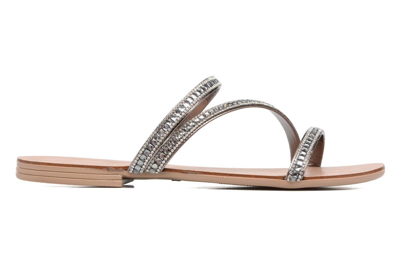 Sandales et nu-pieds Esprit Nil sandal Argent vue derrière