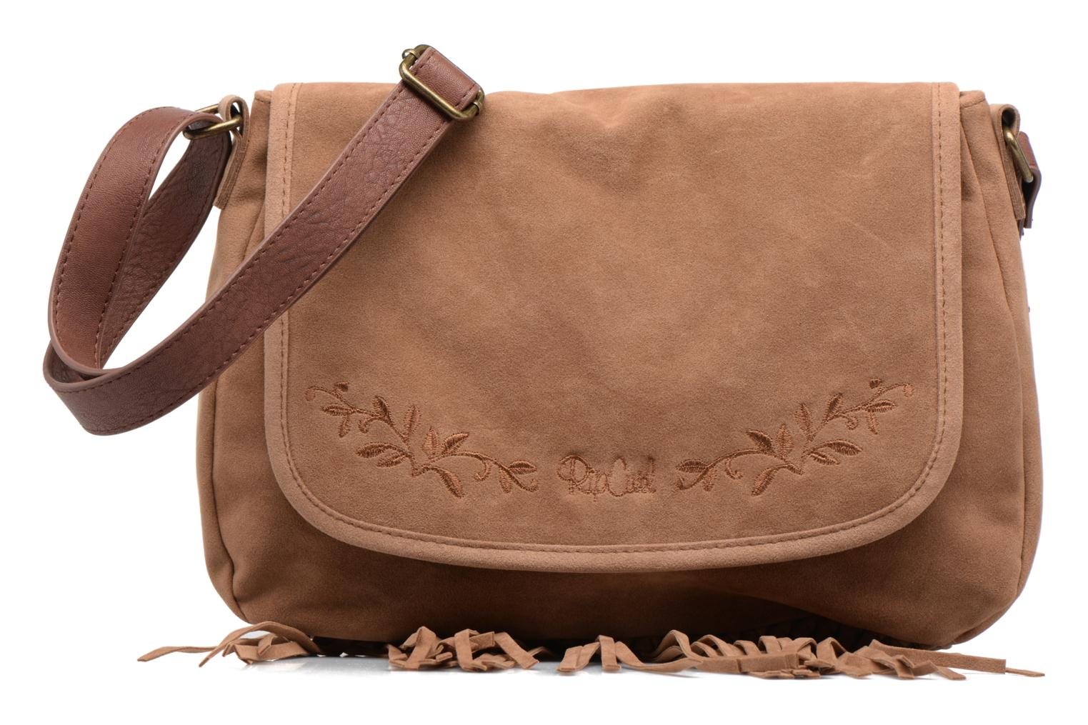 Sacs à main Rip Curl Talamanca suede Shoulder bag Marron vue détail/paire