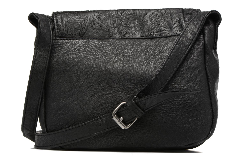 Handtaschen Rip Curl Miami Vibes Festival bag schwarz ansicht von vorne
