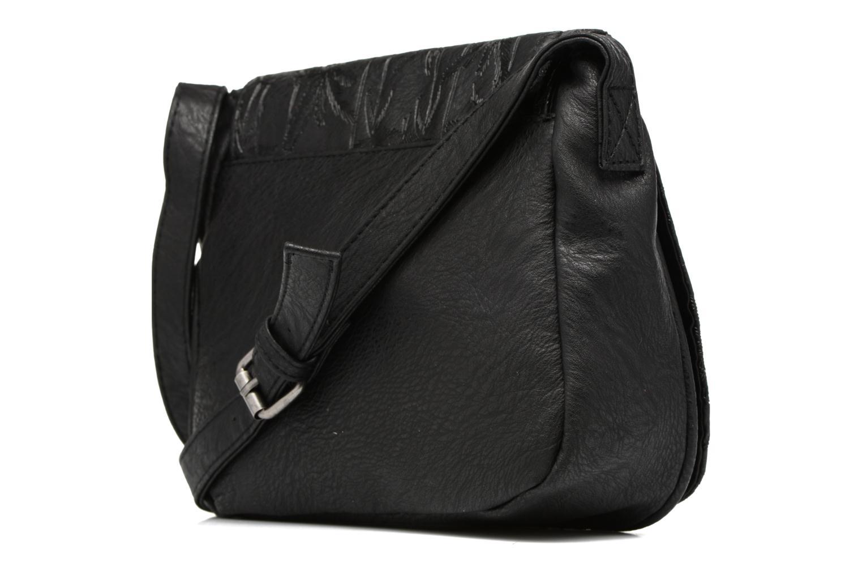 Handtaschen Rip Curl Miami Vibes Festival bag schwarz ansicht von rechts