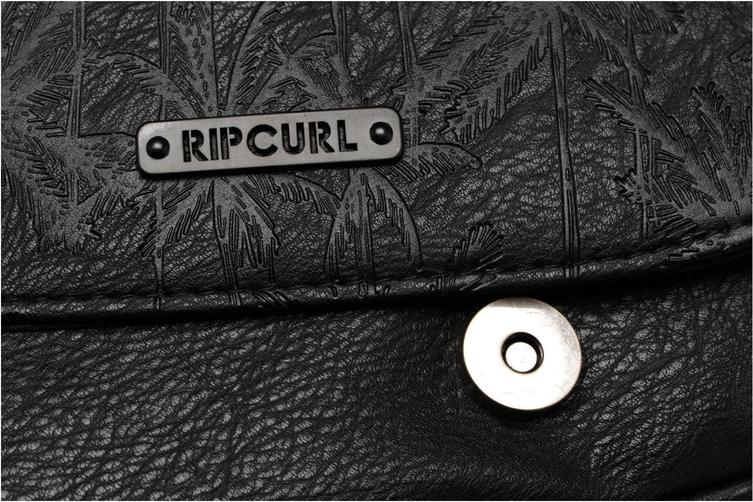 Handbags Rip Curl Miami Vibes Festival bag Black view from the left