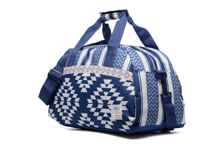 Sacs de sport Rip Curl Fiesta Del Sol Gym bag Bleu vue portées chaussures