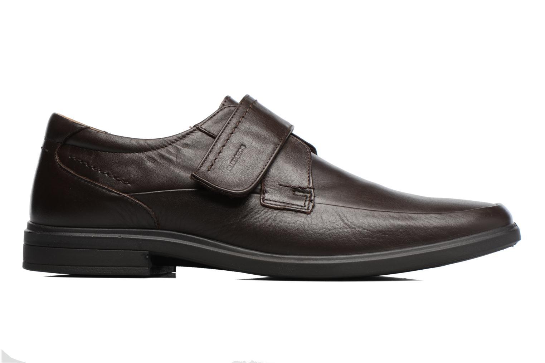 Chaussures à scratch Sledgers Joute Marron vue derrière