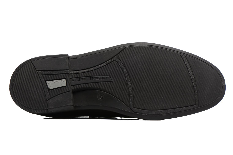 Chaussures à scratch Sledgers Joute Marron vue haut