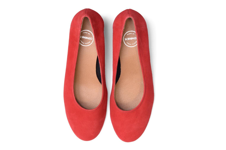 Høje hæle Made by SARENZA 90's Girls Gang Escarpins #2 Rød se skoene på