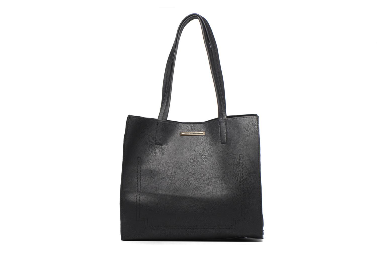 Sacs à main Dorothy Perkins Suede Side Shopper Noir vue détail/paire