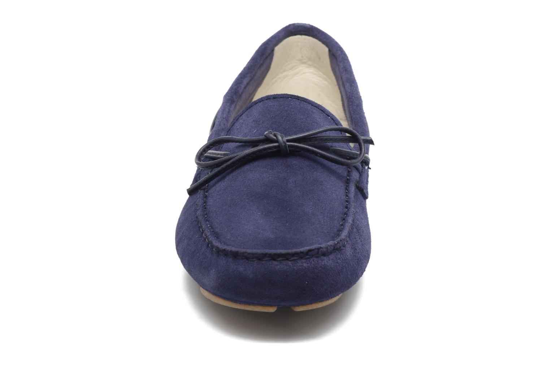 Mocassins Georgia Rose Rettac Bleu vue portées chaussures