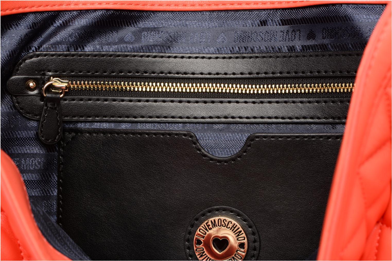 Handtaschen Love Moschino JC4211PP03 orange ansicht von hinten