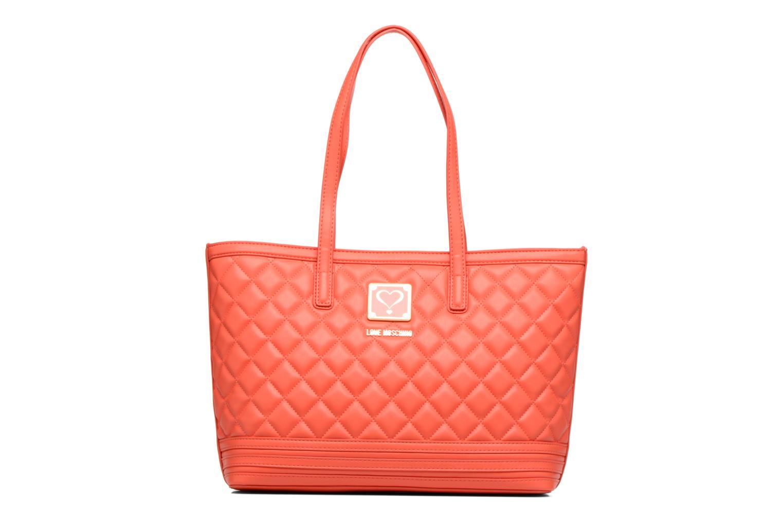 Handbags Love Moschino JC4211PP03 Orange detailed view/ Pair view