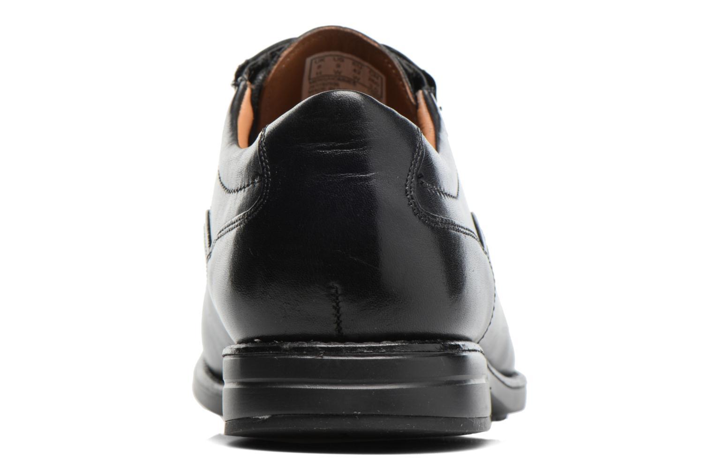 Hopton Walk Black leather