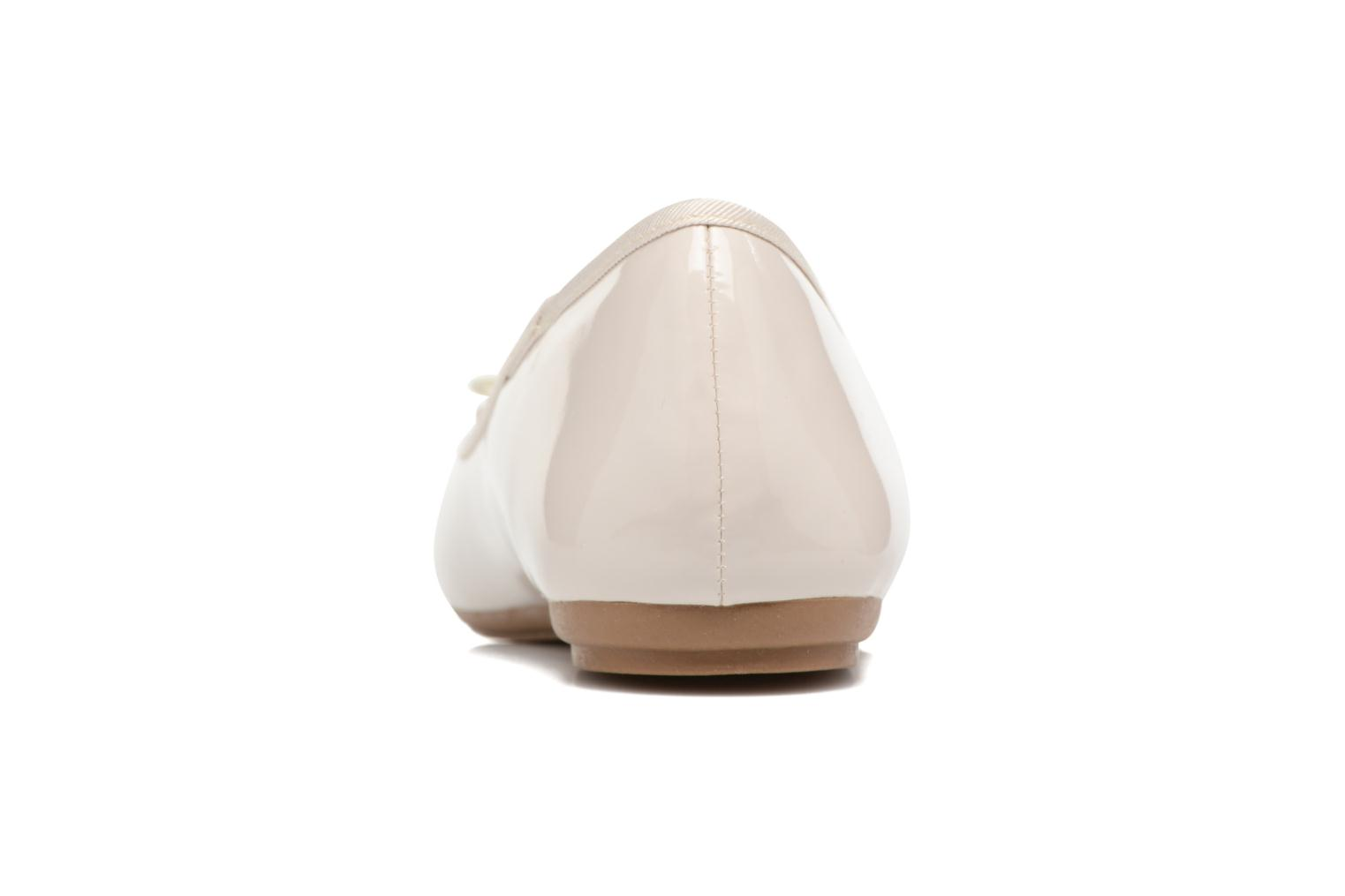 Ballerines I Love Shoes THAVE Size + Beige vue droite