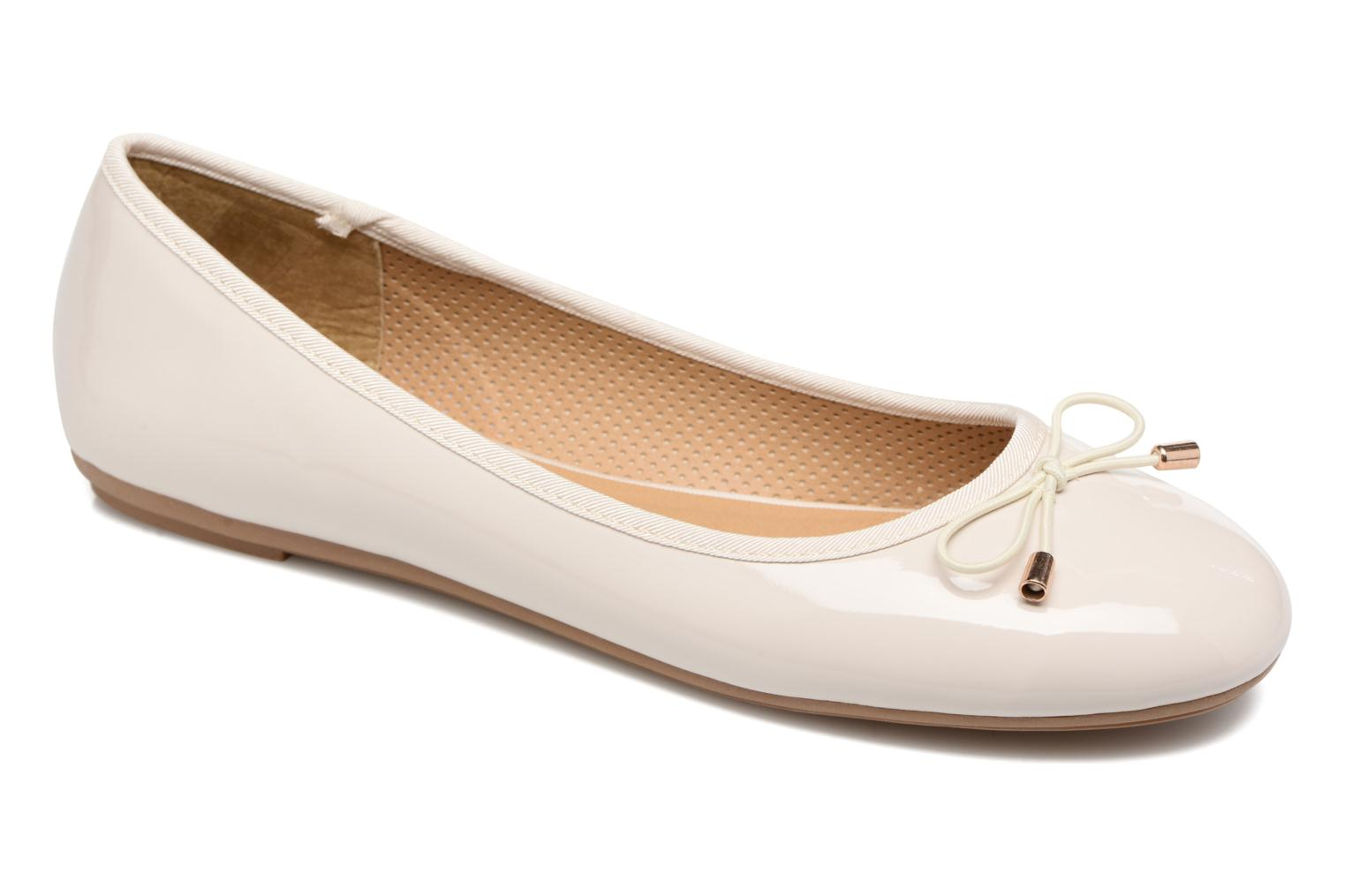 Ballet pumps I Love Shoes THAVE Size + Beige detailed view/ Pair view